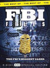 FBI files - The best of   Nieuwe 3-dvd in seal