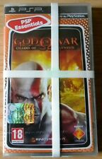 GOD OF WAR CHAINS OF OLYMPUS PSP SONY