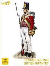 HaT 8186 British Peninsular Infantry. Napoleonic Wars. 1/72 scale. 92 Figures