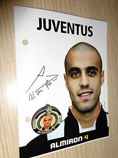 JUVENTUS FC SPILLE PINS 2007/2008 SERGIO ALMIRON SPILLA OFFICIAL PRODUCT