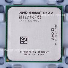 AMD Athlon 64 X2 4400+ (ADO4400IAA5DO) CPU 2.3 GHz 1000 MHz Socket AM2 100% OK