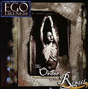 Ego Likeness - Order of the Reptile - CD - MET906 - NEW