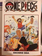 fumetto ONE PIECE GAZZETTA numero 1 Senza Poster