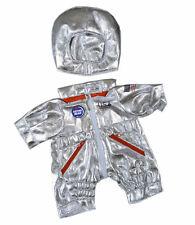 """Astronaut teddy bear costume outfit teddy bear clothes fits 15"""" Build a Bear"""