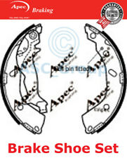 Apec BRAKING Recambio 180mm x 32mm Zapatas de freno tambor Set shu700 (con