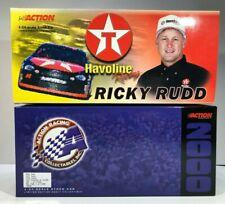 2000 Ricky Rudd #28 Texaco Havoline  Limited Edition Taurus Diecast Stock Car