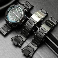 Edelstahl Armband Metall Armband Uhr Armband Ersetzen G-schock für Casio D1 I0E1