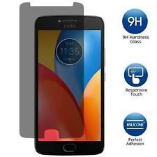 Motorola Moto E4 Plus Privacy Anti-Spy Tempered Glass Screen Protector Guard
