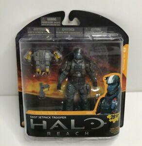 McFarlane Toys Action Figure Halo Reach Series 3 ODST Jetpack Trooper