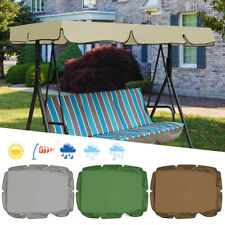 Swing Bench Chair Patio Hammock Canopy Garden Porch Outdoor Spare Cover Replace