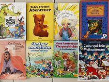 9 Kinderbücher, Vorlesebücher, Bilderbücher, Franz Marc, siehe Fotos