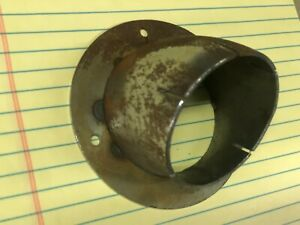 vintage 1931 1932 1933 auburn air cleaner to carb connector piece