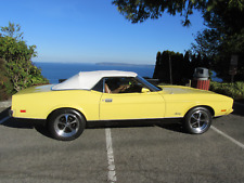 1973 Ford Mustang Convertible 351  4-speed  (Super rare - last year)