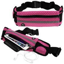 Anti-theft Slim Running Cell Phone Waist Fanny Pack Bag Sports Belt Pouch Case