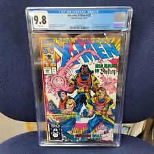 Uncanny X-Men 282 CGC 9.8 NM/MT! 1st appearance of Bishop! Marvel Comics 1991!
