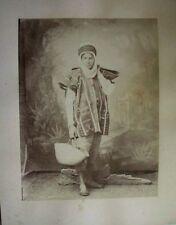 Collectable 1890s Figures/ Portraits Photographs