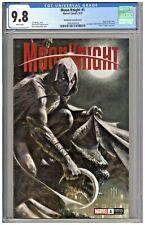 Moon Knight #1 CGC 9.8 Mastrazzo Variant Cover Edition 1st Dr. Badr Disney Plus