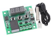 W1209 Contrôleur de température numérique, thermostat et interrupteur, 12V DC