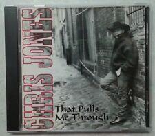 CHRIS JONES that pulls me through CD memory like mine DANCIN' BY THE MOONLIGHT