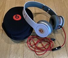 Beats by Dr. Dre Solo HD On-Ear Headphones White- EXCELLENT CONDITION!