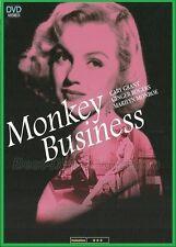 Monkey Business (1952) - Cary Grant, Marilyn Monroe - NEW DVD