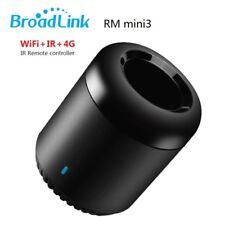 Broadlink RM Mini 3 Controller remoto universale WiFi/IR/4G del fagiolo nero NM6