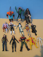 Lot of (13) Loose figures MARVEL LEGENDS and others