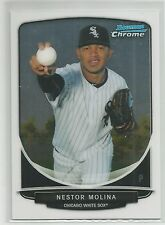 Nestor Molina White Sox 2013 Bowman Chrome Prospects*
