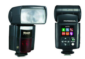 Flash Nissin Professional Di866 MARK II for SONY - USED SEVERAL TIMES, MINT COND