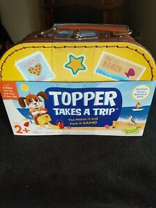 Topper Takes a Trip - Peaceable Kingdom Play With Your Kids 2 And Up