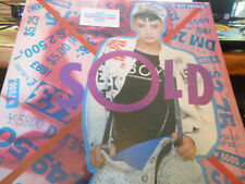 Boy George ‎– Sold  Virgin ‎– 90617-1, 1987  SEALED