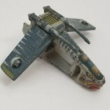 Star Wars Titanium Clone Wars Republic Gunship Tiger Shark Deco Micro Machines