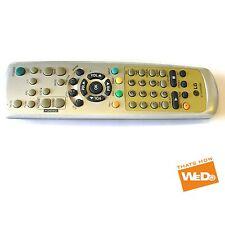 GENUINE ORIGINAL LG 6710V00026H TV TEXT VCR REMOTE CONTROL WE32Q10IP