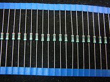 PHILIPS Metal Film Resistor 2.05K Ohm 1% .40W   **NEW**  20/PKG