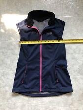 Gore running wear mythos GWS Women Vest Size XS Retail $119 Windstopper