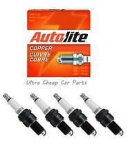 Spark Plugs Holden Cruze JG 1.8L F18D4 Autolite Copper Core x4 05/2009on