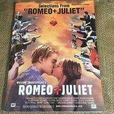 Romeo & Juliet Soundtrack Piano Vocal Chords Shakespeare DiCaprio Claire Danes
