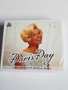 Doris Day - Day By Day (Greatest Hits & More) (3 x CD Box Set) * NEW & SEALED *