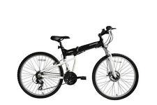 Aluminium Frame Front Suspension Folding Bikes