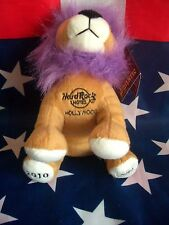 HRC Hard Rock Hotel Hollywood Punk Lion 2010 LE Made by Herrington NWT
