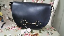 Grays leather shoulder bag Haston Bag In Fine Leather Black