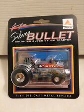 SPECCAST 1/64 DIECAST AGCO SILVER BULLET PULLING PULLER TRACTOR FARM TOY NIP