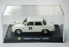 ALFA ROMEO GIULIA SUPER 1600 T.I.Super 1963 - Swedem RALLY 1964 - 1:43
