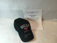 NBA Joakim Noah Autographed Signed Hat Cap Authentic Chicago Bulls Basketball