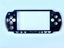 Sony PSP replacement Face Plate PSP 2000 slim Black