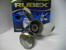 Solas RUBEX L3 9571-145-25 RH Stainless Steel Boat Propeller