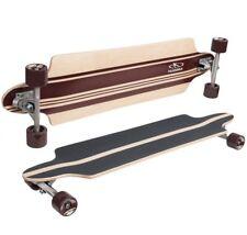 Hudora Longboard Big Rock Skateboard Cruiserbord 12805 Komplett Board ABEC 7
