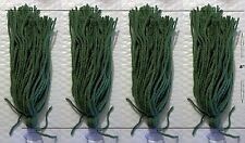 "4 8"" Spawning Mops 100 Strands + Suction Cups Plant Decoration Aquarium Tank"