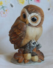 OWL BY ANDREA FIGURINE BY SADEK  #6350