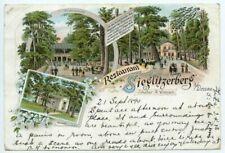 Frankierte Ansichtskarten aus Sachsen-Anhalt Dessau